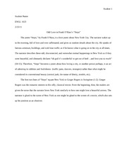 paper poetry explication paper poetry expl ication mr  1 pages poetry explication sample