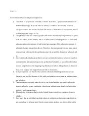 Environmental Science Chapter 12 Questions (PART II).docx