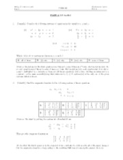 Test 2 2011 Solutions
