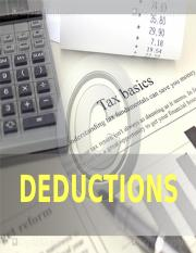 DEDUCTIONS-report.pptx