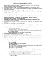 Ch. 1 - 5 NOTES