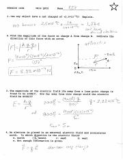 Physics 100B Quizes Key For Exam 1.pdf