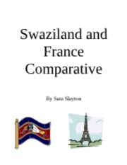 comparative swaziland and france