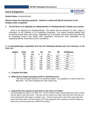 mt 445 02 managerial economics View vaibhav kumar's profile on linkedin,  managerial economics managerial economics  percentile score: 8008 | school rank: 02 | city rank: 445.
