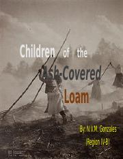 children of the ash-covered loam (tiay)
