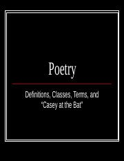Poetry Review.ppt