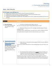 Copy of Banking Student Activity Notes 1.1