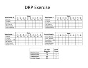 DRP+exercise