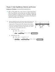 ch 9 homework answers