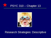 Chapter_13_Descriptive_Research
