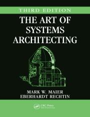 The Art of Systems Engineering (3rd Ed.) by Maier and Rechtin