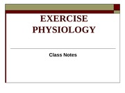 ExPhys-notes