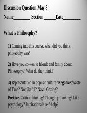 1110 Russell and the Value of Philosophy SU17 (1)
