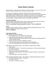 Home Rules Contract.docx