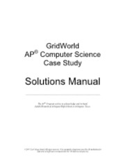 gridworld case study set   answers YouTube