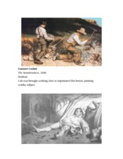 Art History- Exam 4 review