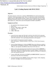 Lab 2 Getting Started with NI ELVIS II .pdf
