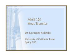 Heat+Transfer_LK_lecture25_MAE120+spring+2015_posted