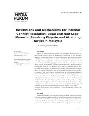 Institutions and Mechanisms for Internal.pdf