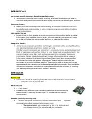 FDE3ML  Notes-_Computer_studies[1]