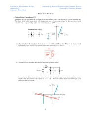 Final Exam Solutions 12