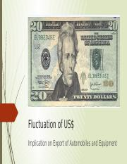 Fluctuation of US$.pptx