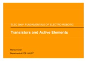 7 - Transistors and Active Elements