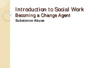 Chapter 14 Substance Abuse