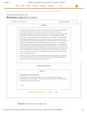 Business Law 13th Edition Chapter 26 Problem 2R Solution _ Chegg.pdf