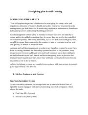 Risk assessment in Self Cooking Area.docx