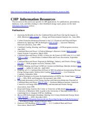 CHP Info resources (1).doc