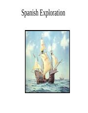 Spanish Discovery