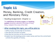 Ss_W12_T11_lecture_Money  Banking