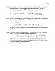 11_Chapter 19 HomeworkCH19 Magnetism