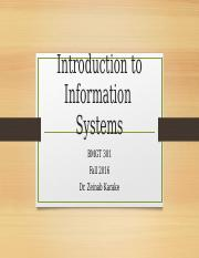 Introduction to Information (1)