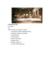 Art History Exam 2 review