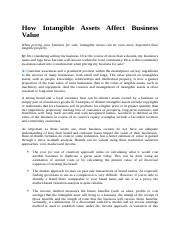 How Intangible Assets Affect Business Value.docx