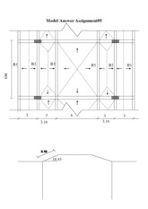 Assignment #5 Design of Reinforced Concrete Structures Model Answer