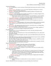 Microecon chapter 13 notes.docx