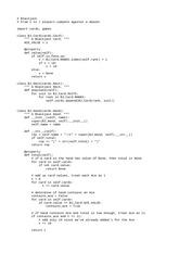 Python 3 blackjack code