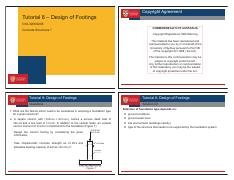 T8 - Design of footings_answers