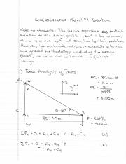 Eng 4T04 - Project 1 Solution.pdf