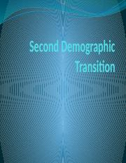 Second Demographic Transition.pptx