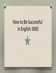 How to be Successful in English 3000(23).pptx