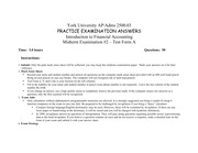 Answers 2500 2nd  Midterm Practice exam
