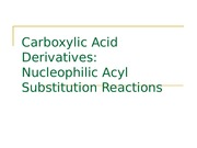 Carboxylic Acid Derivatives