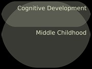 DEP 2004C - Developmental Psychology - Chapter 7