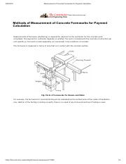 Measurement of Concrete Formworks for Payment Calculation.pdf
