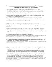 America The Story of Us Worksheet.doc