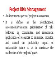 Project Risk Management.pptx